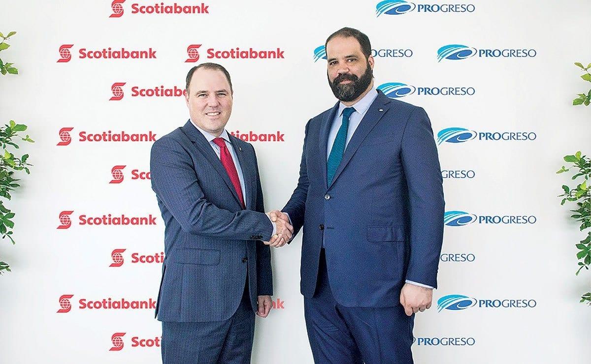 Adquisición del Banco del Progreso fortalece a Scotiabank en la cuarta posición