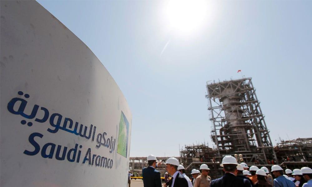 Petrolera saudí Aramco logra el mayor IPO de la historia