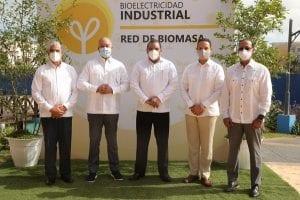 Relanzan Red de Biomasa para promover uso de la biomasa en RD