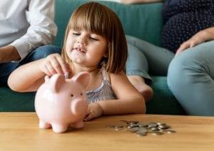 Guía para incentivar el ahorro infantil