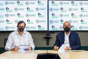 BHD León y el Loyola apoyarán las mipymes dominicanas