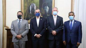 Congresistas estadounidenses resaltan buena gestión del presidente Luis Abinader en materia económica, lucha contra la corrupción y manejo de COVID-19